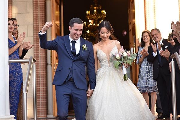 elegant-chic-summer-wedding-pavillion-hall-roses-hydrangeas-white-pink-hues-gold-details_16