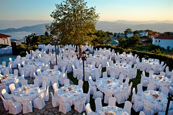 Γαμήλια δεξίωση στο Πήλιο για την ξεχωριστή μέρα του γάμου σας │ Portaria Hotel