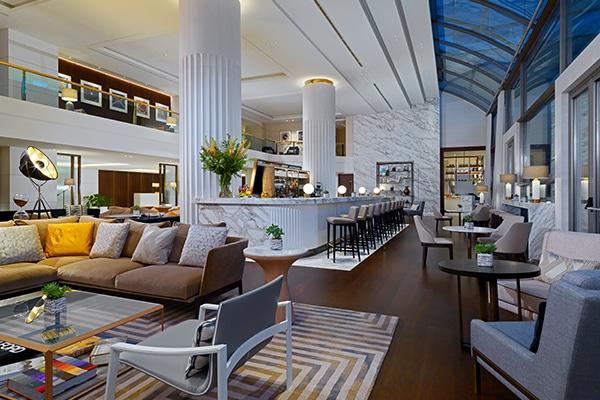 Ο γάμος σας, μια αξέχαστη εμπειρία στο Marriott Athens Hotel