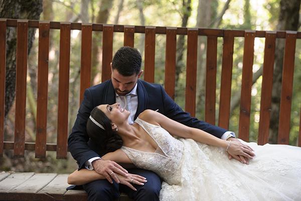 Όμορφος καλοκαιρινός γάμος στη Λεμεσό σε ροζ – λευκές αποχρώσεις │ Νάγια & Νικόλας