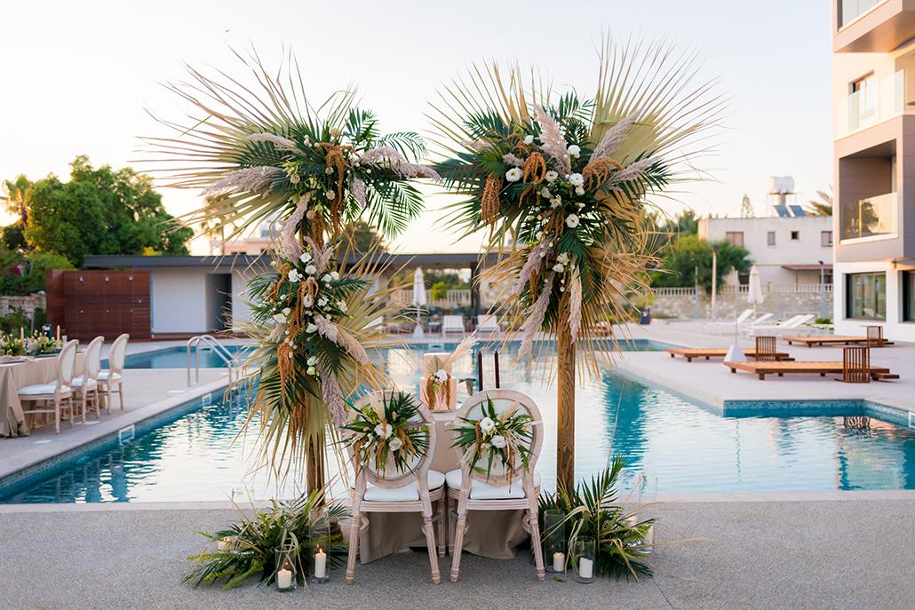 Φανταστικές ιδέες διακόσμησης γάμου σε εξωτερικό χώρο