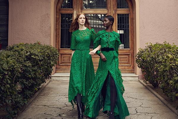 Αριστοκρατικά φορέματα για γάμο από το σχεδιαστή Christos Costarellos