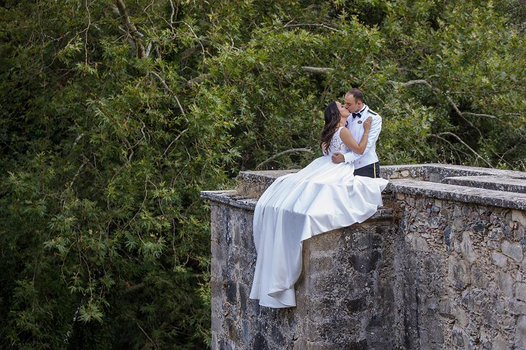 Ρομαντική next day shoot με φόντο τη φύση │ Ευαγγελία & Ανδρέας