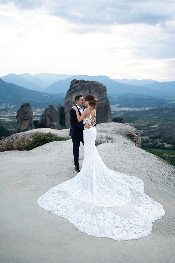 Ρομαντικός καλοκαιρινός γάμος στη Λάρισα με elegant στοιχεία │ Τρύφων & Χάιδω